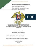 Sanchez Huaman, Edwin Raul