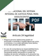 Ley Nacional Del Sistema Integral de Justicia Penal