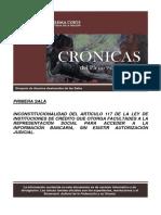 crónicas de la SCJN