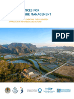 Best Practice for Aquaculture Management