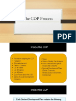 Cdp Process