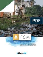 Faecal Sludge Management Report