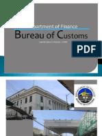 Cad 101 Bureau of Customs.power Point