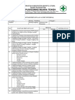 ceklist audit internal tindakan.docx