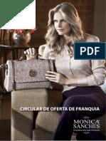 Circular de Oferta de Franquia Rede Monica Sanches