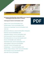 Erfahrungen Mit Deutsche Gold Manufaktur GmbH