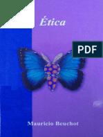 Beuchot, Mauricio - Etica