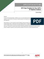 APC Application Cisco Catalyst Part2