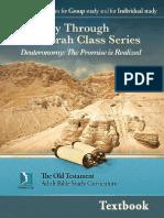 Deuteronomy, Textbook, Adult