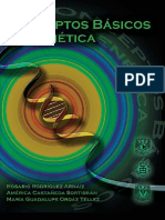 conceptos básicos de genetica - libro