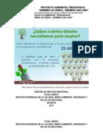informe PROYECTO AMBIENTAL SIEMBRA UN ARBOL%252c SIEMBRA UNA VIDA. APRENDICES SENA.doc