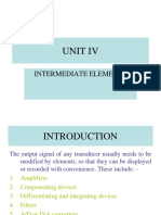 MEL304 Notes Intermediate Elements