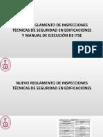 Módulo II Nuevo Reglamento y Manual ITSE UNI