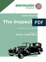 The Inspector (John Musto & Mark Campbell)