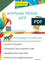 EmPower Updated
