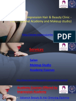 Academy Courses Impression Beauty Clinic