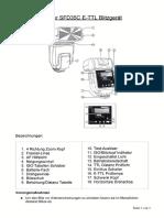 Bower SFD35C Handbuch