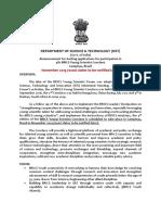 BRICS YS Conclave-2019 Annoucement(Rev)-Converted 0