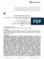 AC Narayanan and Ors vs State of Maharashtra and Os130856COM825550