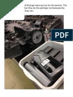 997 Pdk Oil Change Procedure
