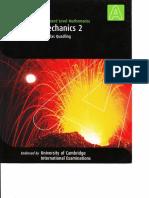 Advanced Level Mathematics - Mechanics 2 Douglas Quadling