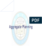 Aggr Planning