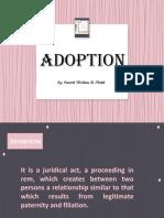 Conflict of Laws Adoption Carmil Platil