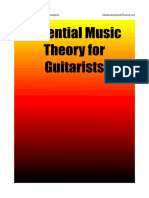 Guitar Theory eBook