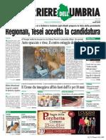 Rassegna stampa dell'Umbria mercoledì 21 agosto 2019 UjTV News24 LIVE