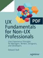 UX Fundamentals for Non-UX Professionals_ User Experience Principles
