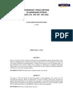 densidad y masa unitaria