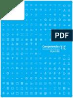 Competencias TIC para el desarrollo profesional docente.