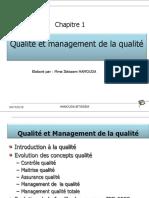 ESAT Qualité Et Management Par La Qualité 2016