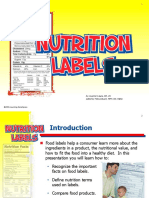 Labels Powerpoint