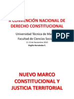 Seminario Machala Sobre Derecho Constitucional