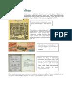 History of TableTennis ITTF