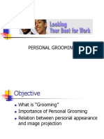 Grooming Ppt 211
