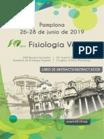 Libro Abstracts congreso fisiologia vegetal 2019