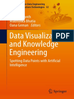 Jude Hemanth, Madhulika Bhatia, Oana Geman (Editors) - Data Visualization and Knowledge Engineering_ Spotting Data Points Wi