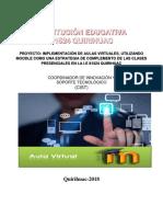 Proyecto Aulas Virtual Jec