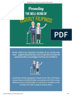 INFOGRAPHICS_ Promoting the Well-being of Elderly Filipinos