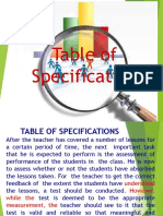 2 Table of Specification Final.pptx