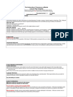 EPP Lesson Plan Template