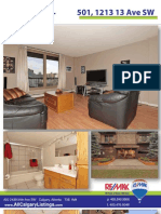 501 1213 13 Ave SW Feature Sheet