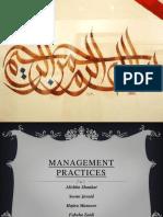 management Slides