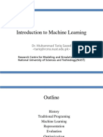 1- Intro to Machine Learning