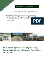 Agri Engineering Profession Roadmap Presentation