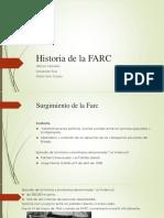Historia de La FARC (1)
