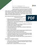 Criterios Para La Valoración Del Informe Final de Grado y Aspectos Para La Socialización. 25-4
