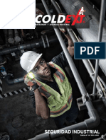 Catalogo Seguridad Industrial INCOLDEXT 2019